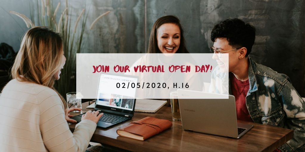 Join Our Virtual Open Day